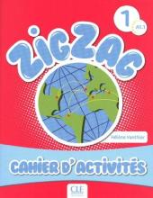ZigZag 1. Cahier d'Activites - фото обкладинки книги
