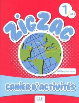 ZigZag 1. Cahier d'Activites - фото книги