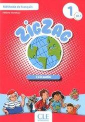 ZigZag 1. CD audio pour la classe. Collectif (набір із 3 аудіодисків) - фото обкладинки книги