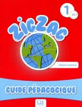 ZigZag 1. Guide pedagogique (Livre Du Professeur) - фото обкладинки книги