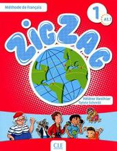 ZigZag 1. Livre de L'eleve + CD audio - фото обкладинки книги