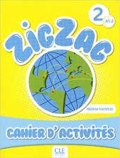 ZigZag 2. Cahier d'Activites - фото обкладинки книги