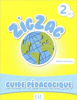 ZigZag 2. Guide pedagogique (Livre Du Professeur) - фото книги