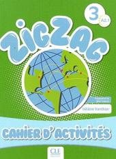 ZigZag 3. Cahier d'Activites - фото обкладинки книги
