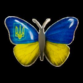 "Значок ""Метелик України"" малий - фото книги"