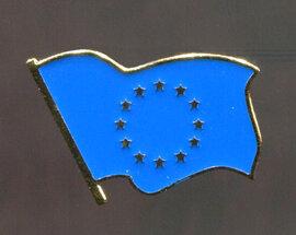 """Значок """"Прапор Євросоюзу"""" великий - фото книги"""