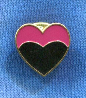 "Значок ""Серце патріота"""