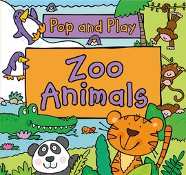 Zoo Animals - фото книги