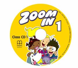 Zoom in special 1. Class Audio CDs  (набір із 2 аудіодисків) - фото книги