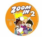 Zoom in special 2. Class Audio CDs  (набір із 2 аудіодисків) - фото обкладинки книги