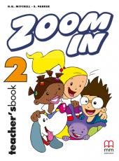 Zoom in special 2. Teacher's Book - фото обкладинки книги