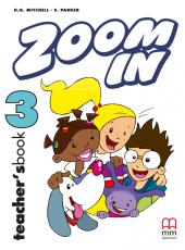 Zoom in special 3. Teacher's Book - фото обкладинки книги