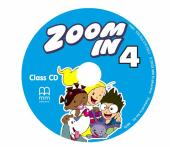 Zoom in special 4. Class Audio CDs  (набір із 2 аудіодисків) - фото обкладинки книги