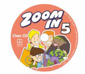 Zoom in special 5. Class Audio CDs  (набір із 2 аудіодисків) - фото обкладинки книги