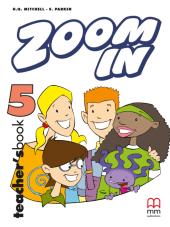 Zoom in special 5. Teacher's Book - фото обкладинки книги