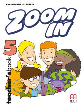Zoom in special 5. Teacher's Book - фото книги