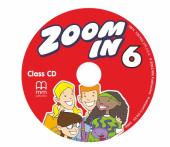 Zoom in special 6. Class Audio CDs  (набір із 2 аудіодисків) - фото обкладинки книги