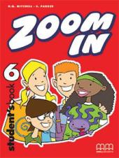 Zoom in special 6. Student's Book & Workbook with CD-ROM (підручник+роб.зошит+аудіодиск) - фото обкладинки книги