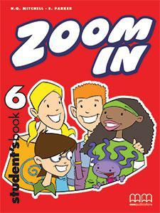 Zoom in special 6. Student's Book & Workbook with CD-ROM (підручник+роб.зошит+аудіодиск) - фото книги