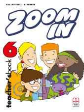 Zoom in special 6. Teacher's Book - фото обкладинки книги