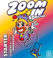 Zoom in Starter. Class Audio CDs  (набір із 2 аудіодисків) - фото обкладинки книги