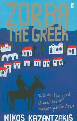 Zorba the Greek - фото обкладинки книги